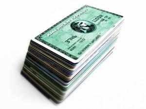 Pino luottokortteja